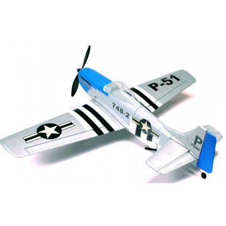 TW748-2 Mustang P-51 4ch. 2.4GHz