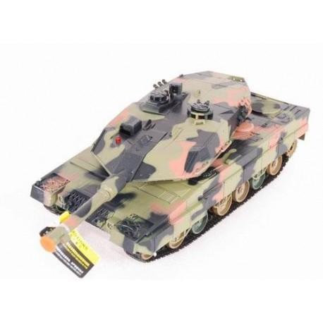 3809 Czołg LEOPARD II A5 R/C + ASG 1:24