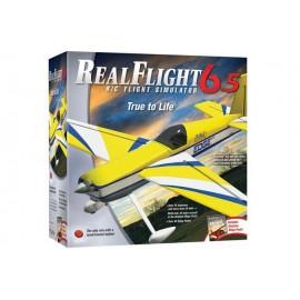 Symulator lotuREALFLIGHT G6.5 + AIRPLANE MEGA PACK
