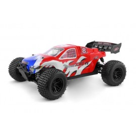 Samochód Rc Pioneer XST VE Truggy 1:10 RTR (czerwony)