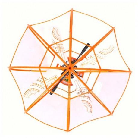 6041 A-002 Komplet Piór, Śmigła Pomarańczowe do 6041