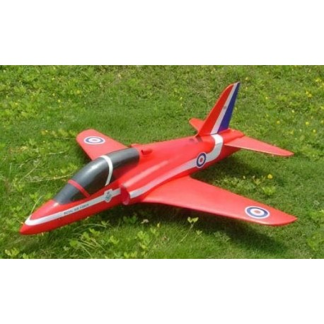 Samolot Sterowany – Mysliwiec BAE Hawk