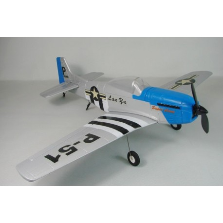 Samolot Rc Mustang P-51 4ch. ARF