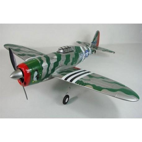 Samolot Sterowany P-47 Thunderbolt 4ch. 2.4 GHz