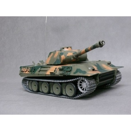 Czołg Rc German Panther Metal