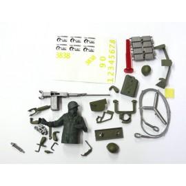 Akcesoria Do czołgu 3838 M26 Pershing