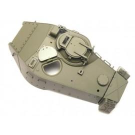 Wieża – oryginalna część zapasowa Heng Long do zdalnie sterowanego modelu czołgu 3839 M41 Walker Bulldog.