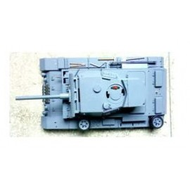 Nadwozie Z Wieżą do Czołgu Rc Panzer III