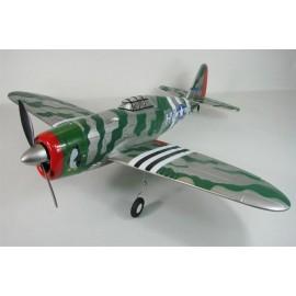 Samolot Rc - Myśliwiec P-47 Thunderbolt