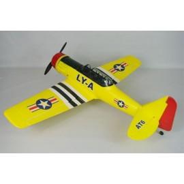 Samolot Rc - Myśliwiec AT-6 Bezszczotkowy