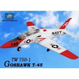 Samolot Sterowany Goshawk T45 bezszczotkowy ARF