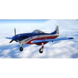 Samolot Rc Mustang P51 ARF TW758-1UA