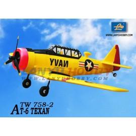 Samolot Zdalnie Sterowany AT-6 Texan Bezszczotkowy ARF