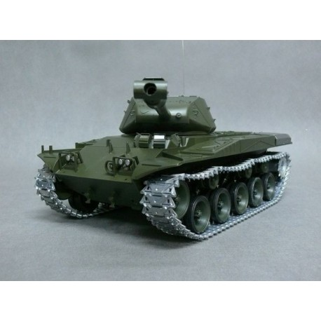 "Czołg Sterowany U.S. M41A3 ""Walker Bulldog"" Metal"