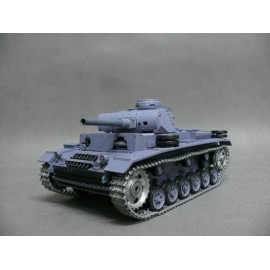 Czołg Rc German Panzer III ausf. L Metal 1:16