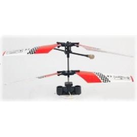 Szkielet + Stabilizator + Komplet Piór do helikoptera TH6200