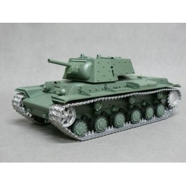 Model Rc Czołg Ciężki KV-1 Metal 1:16
