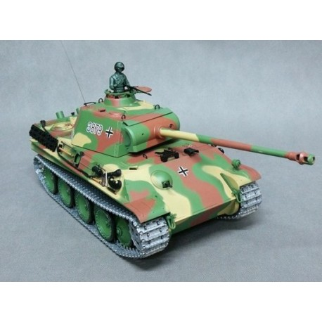 Model Czołg German Panther typ G Metal
