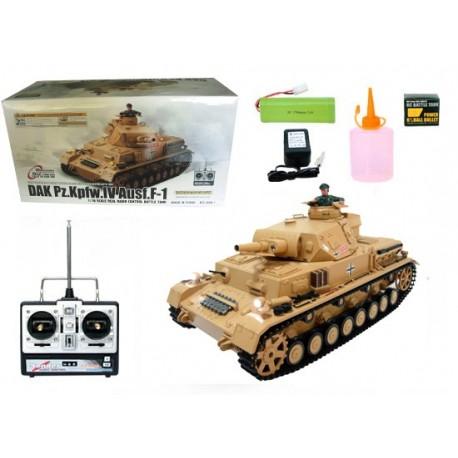 Model Rc Czołg Panzer IV 1:16