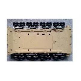 Podwozie Z Kołami Do Panzer IV 3858