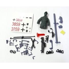 Akcesoria Do Czołgu Heng Long 3859