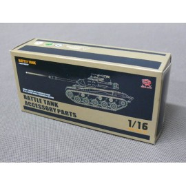 Akcesoria Do Modelu Rc Jagdpanther 3869