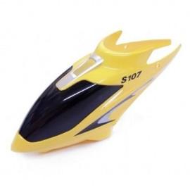 Kabina Żółta Do Helikoptera Rc S107