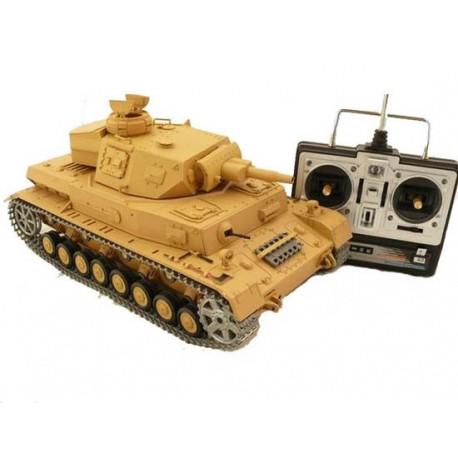 Czołg Sterowany German Panzer IV ausf. F1 Metal