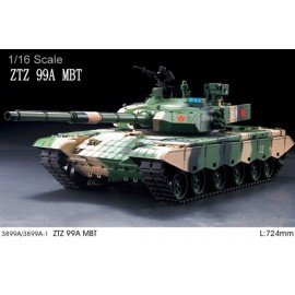 Czołg Rc ZTZ 99A MBT 1:16 Metal