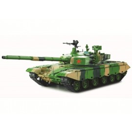 Czołg Zdalnie Sterowany ZTZ 99 MBT Metal 1:16