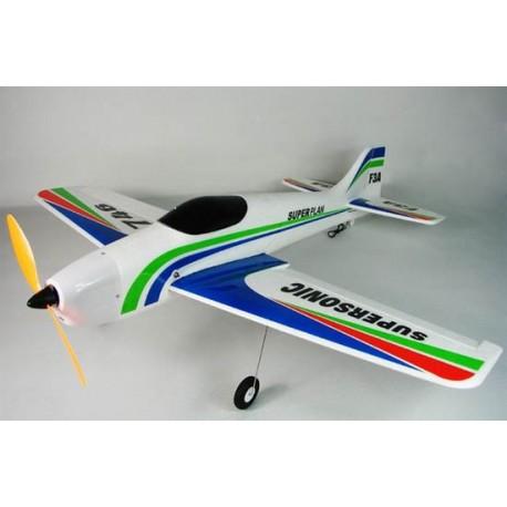 Kit Do Samolotu Rc F3A TW746