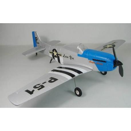Kit Do Modelu Rc P51 TW748-2