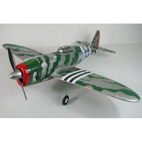 Kit Do Samolotu Rc P47 4ch. TW748-3