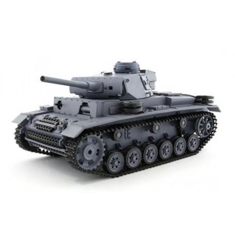 Czołg Zdalnie Sterowany Panzer III 1:16