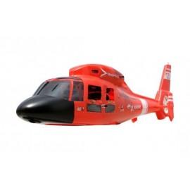 Kabina Do Helikoptera Dauphin EK1-0604