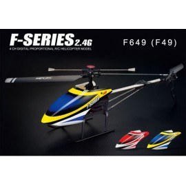 Helikopter Rc F649 MJX 2,4Ghz