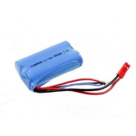 9100-23 7.4V Li-ion Batteries - Pakiet