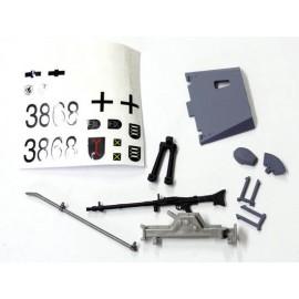 Akcesoria Do Modelu Sturmgeschutz III