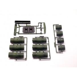Ramka C/D/E/F Do Czołu Rc T34/85