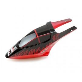 Czerwona Kabina Do Helikoptera Syma F1