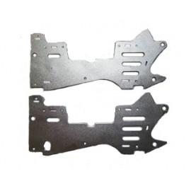 Aluminiowe Elementy Ramy Do Helikoptera F639