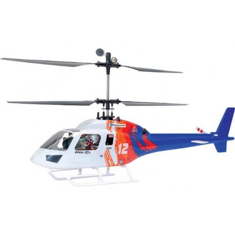 Helikopter rc Big Lama 4ch Esky 2,4Ghz Gyro + Symulator