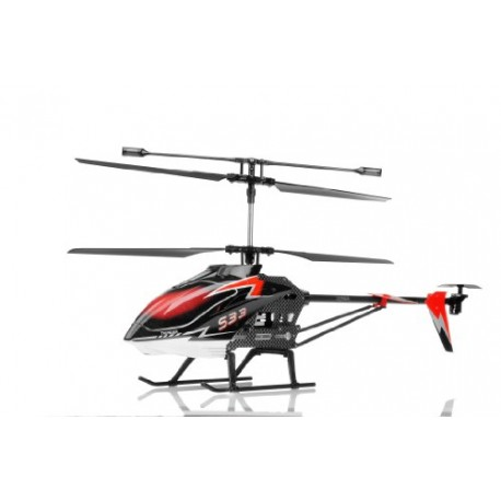 Helikopter rc S33 3ch 2,4GHz LCD Syma Gyro
