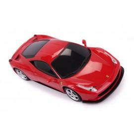Auto rc Ferrari 458 Italia Licencjonowane 1:20 MJX