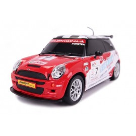 Auto Sterowane Mini Cooper na Licencji 1:20 MJX