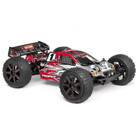 Samochód zdalnie sterowany Trophy 4.6 Truggy HPI 1:8 2,4Ghz