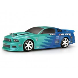 Auto rc Micro RS4 Drift Ford Mustang 2013 Falken Tire HPI RTR 1:18