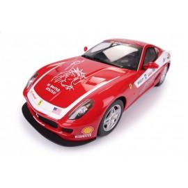 Licencjonowany Samochód rc Ferrari Fiorano 599 GTB 1:10 MJX