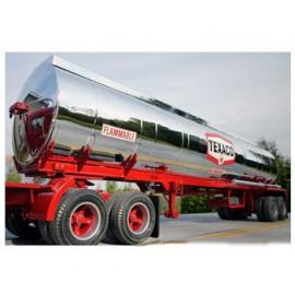 Model Plastikowy Ciężarówki Fruehauf Tanker Texaco Truck