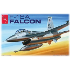 Model Do Sklejania - Odrzutowiec F-16A Falcon Fighter Jet